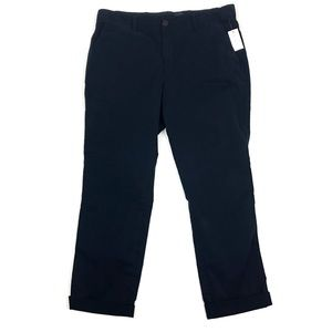 Gap Navy Blue Cuffed Pants NWT